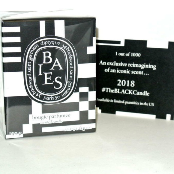 Diptyque Paris City Edition Limited Edition Rare New /& Sealed in Box 6.5oz//190g